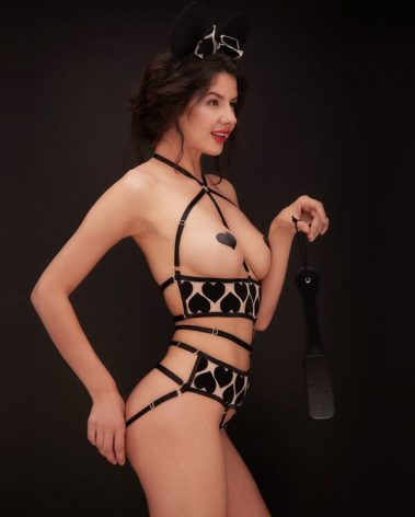 erotic body harness